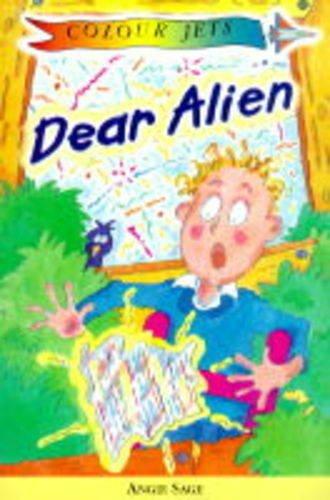 9780713648423: Dear Alien (Colour Jets)