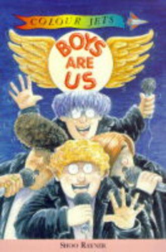 9780713648515: Boys are Us (Colour Jets)