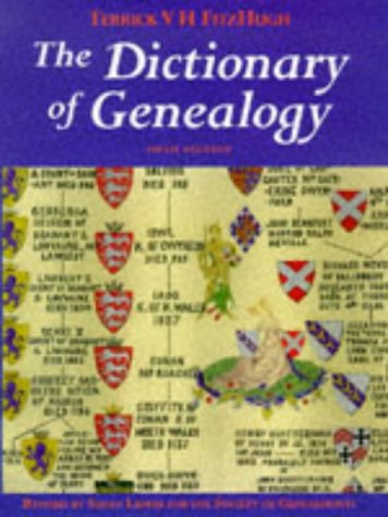 9780713648591: The Dictionary of Genealogy (Reference)