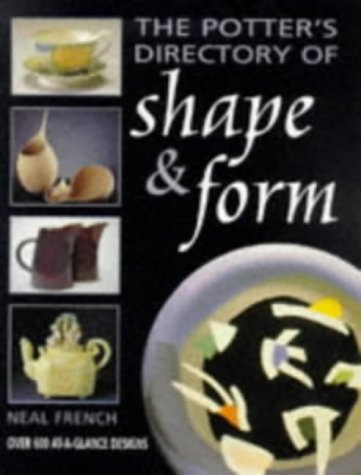 9780713648799: The Potter's Directory of Shape and Form (Ceramics)