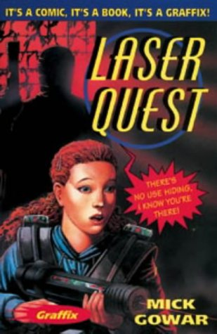 9780713649017: Laser Quest (Graffix)