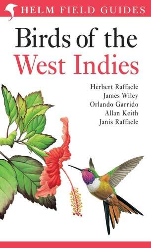 9780713649055: Birds of the West Indies (Helm Identification Guides)