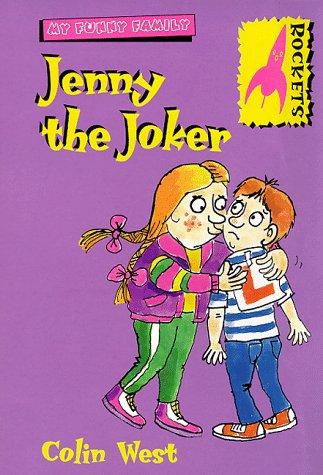 9780713649758: Jenny the Joker (Rockets: My Funny Family)