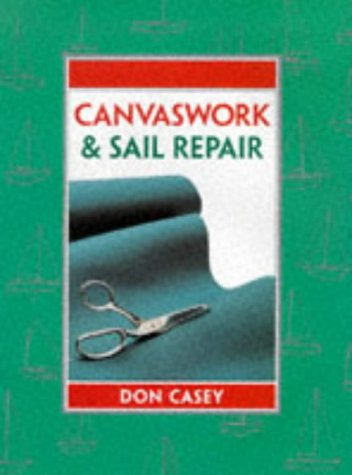9780713650044: Maintenance Manual: Canvas Work and Sail Repair (Adlard Coles Maintenance Manuals)