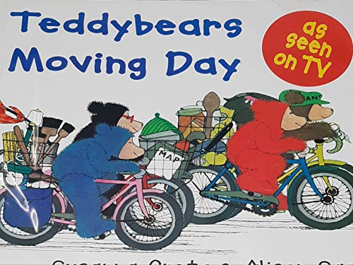 Teddybears Moving Day (0713650249) by Alison Sage; Susanna Gretz
