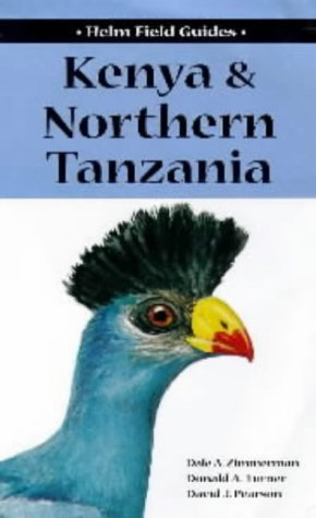 9780713650792: Birds of Kenya and Northern Tanzania (Helm Identification Guides)