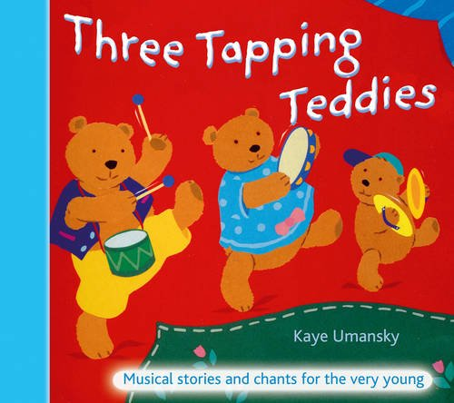9780713651188: The Threes – Three Tapping Teddies: Musical stories and chants for the very young