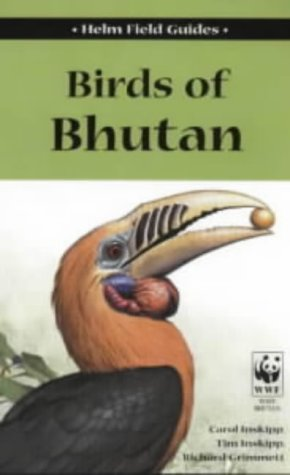 9780713651638: Field Guide to the Birds of Bhutan (Helm Field Guides)