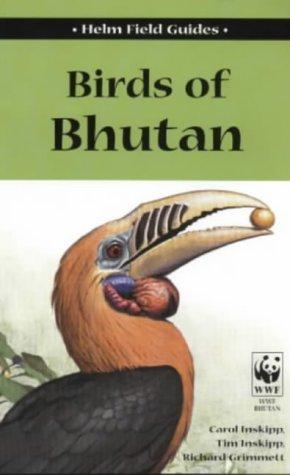 9780713651638: Birds of Bhutan (Helm Field Guides)