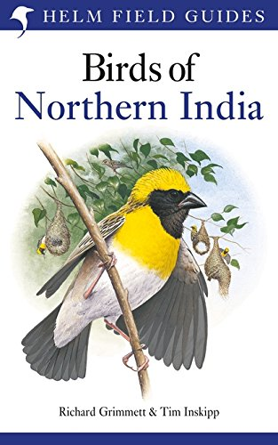 9780713651676: Birds of Northern India (Helm Field Guides)