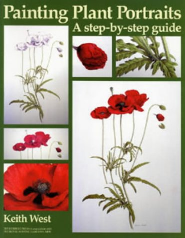 9780713651881: Painting Plant Portraits: A Step-by-step Guide (Art Practical)