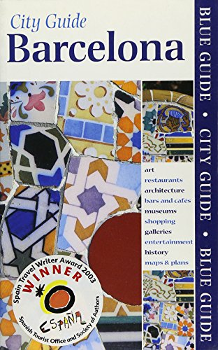 9780713652130: Barcelona (Blue Guides)
