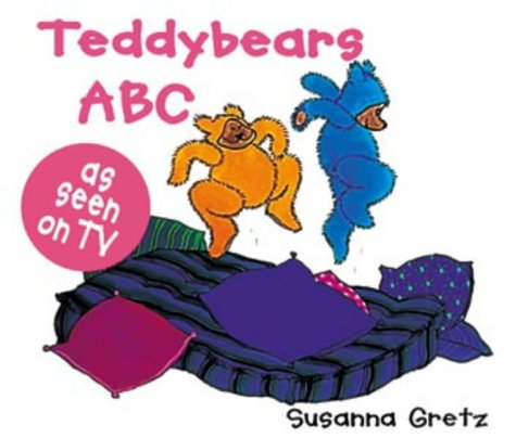 Teddybears ABC (Teddybears Books) (9780713652253) by Susanna Gretz