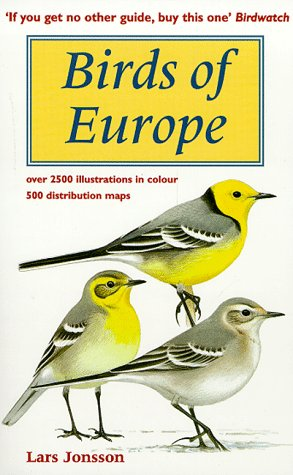 9780713652383: Birds of Europe: With North Africa and the Middle East (Helm Field Guides)