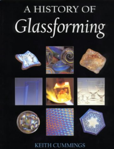9780713652741: History of Glassforming