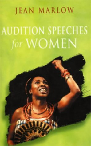 9780713652765: Audition Speeches for Women (Monologue and Scene Books)