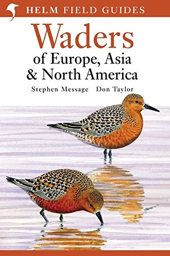 9780713652901: Waders of Europe, Asia and North America (Helm Field Guides)