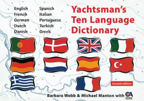 9780713652956: Yachtsman's Ten Language Dictionary