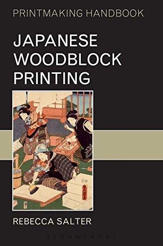 9780713652970: Japanese Woodblock Printing (Printmaking Handbooks)