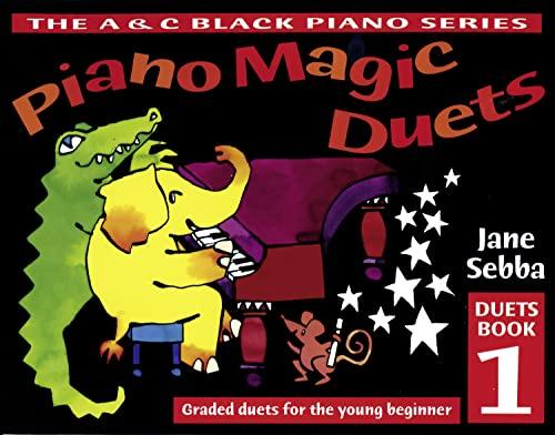 9780713653632: Piano Magic Duets Book 1 (Bk. 1)