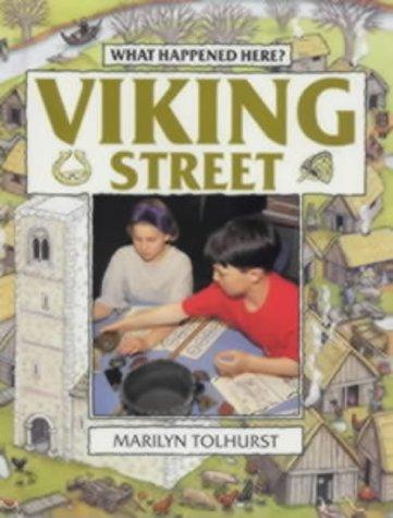 9780713653687: Viking Street (What Happened Here)