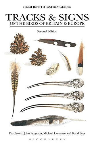 9780713653823: Tracks & Signs of the Birds of Britain & Europe (Helm Identification Guides)