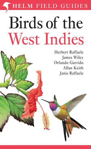 9780713654196: Birds of the West Indies (Helm Field Guides)
