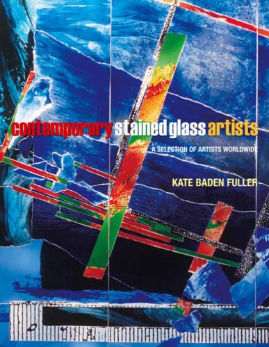 Contemporary Stained Glass Artists: Baden Fuller, Kate