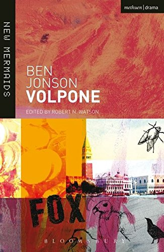 9780713654332: Volpone (New Mermaids)