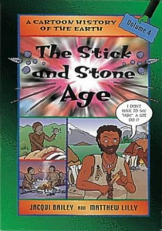 9780713654530: The Stick and Stone Age (Cartoon History)