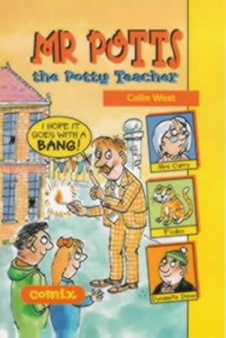 9780713654677: Mr. Potts the Potty Teacher (Comix)