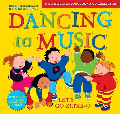 9780713654899: Dancing to Music: Let's Go Zudie-O: Creative Activities for Dance and Music