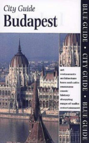 9780713657760: Budapest (Blue Guides)