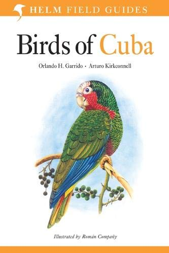 9780713657845: Birds of Cuba (Helm Field Guides)