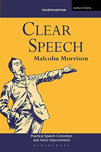 9780713657937: Clear Speech (Performance Books)