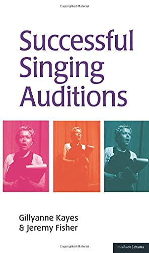 9780713658071: Successful Singing Auditions (Performing Arts Series)