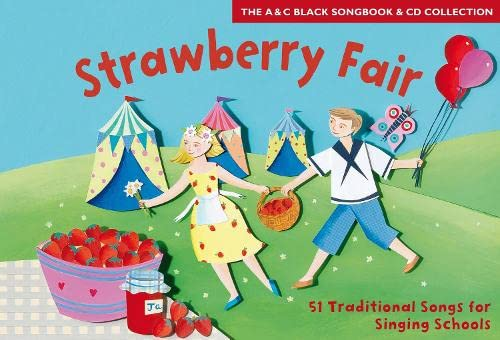 9780713658323: Songbooks – Strawberry Fair (Book + CD): 51 Traditional Songs