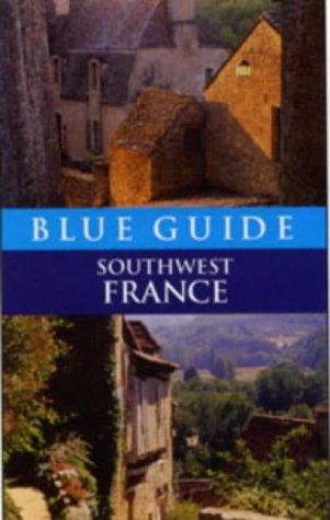 9780713659283: Southwest France (Blue Guides) [Idioma Inglés]
