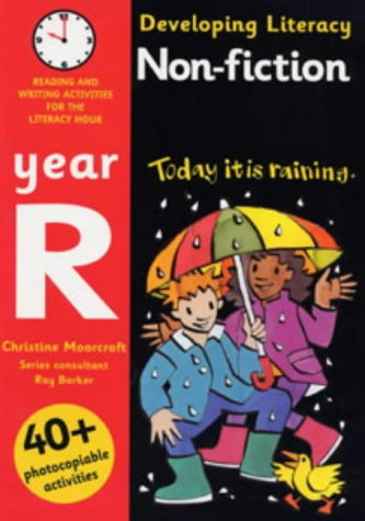 9780713660586: Non-fiction: Year R: Reading and Writing Activities for the Literacy Hour (Developing Literacy)