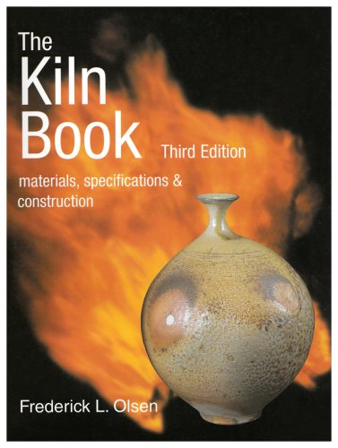 9780713660609: Kiln Book: Materials, Specifications and Construction (Ceramics)