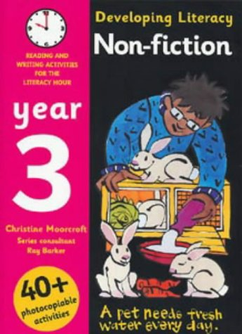 9780713660678: Developing Literacy - Non-fiction: Year 3: Reading and Writing Activities for the Literacy Hour (Developings)