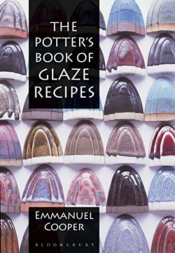 9780713661156: The Potter's Book of Glaze Recipes