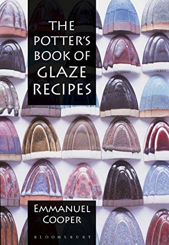 9780713661156: Potter's Book Of Glaze Recipes