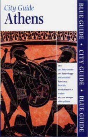 9780713661293: Athens (Blue Guides)