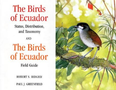 9780713661613: The Birds of Ecuador: Vol 1 & 2