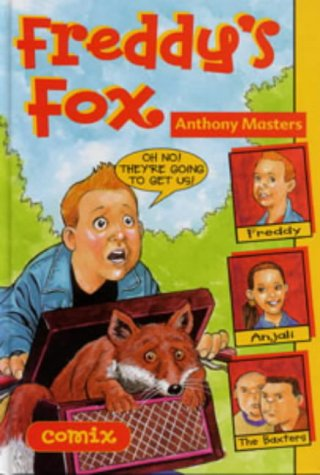 Freddy's Fox (Comix) (0713661917) by Masters, Anthony