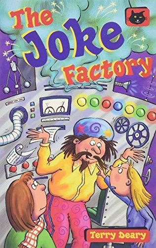 9780713662047: The Joke Factory (Black Cats)