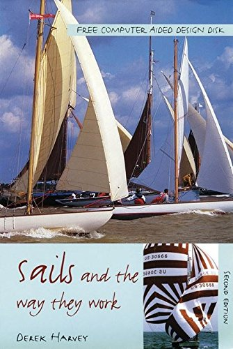 9780713662122: Sails and the Way They Work