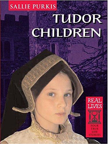 9780713662436: Tudor Children (Real Lives)