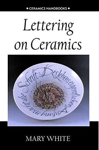 9780713662641: Lettering on Ceramics (Ceramics Handbooks)